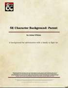 Character Background: Parent